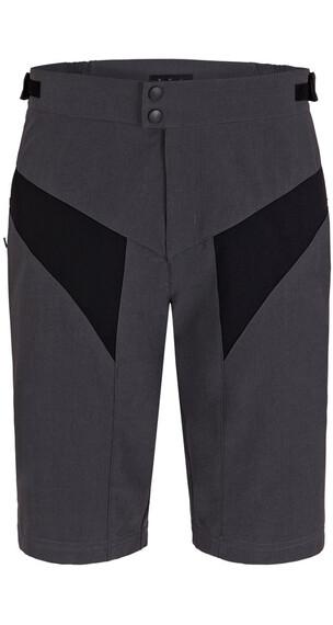 Gonso Weichsel Spodnie rowerowe Mężczyźni czarny